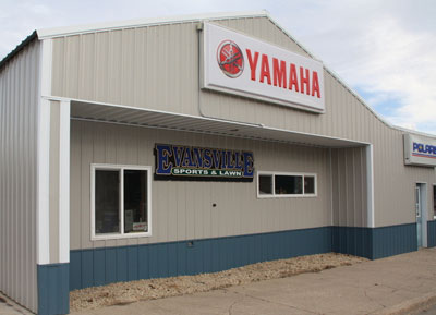 Contact us evansville sports and lawn for Yamaha dealers minnesota